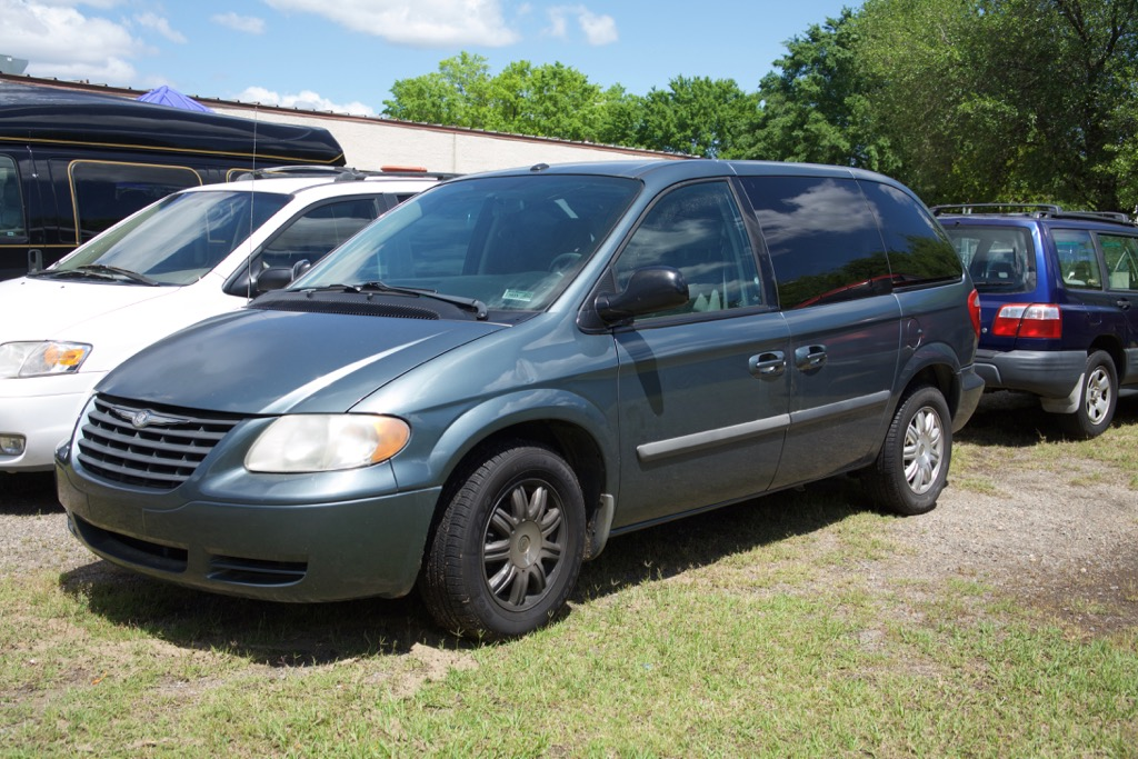 2006 Chrysler Town And Country Augusta Auto Auction